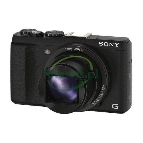 SONY HX60 aparat kompaktowy z 30-krotnym zoomem optycznym