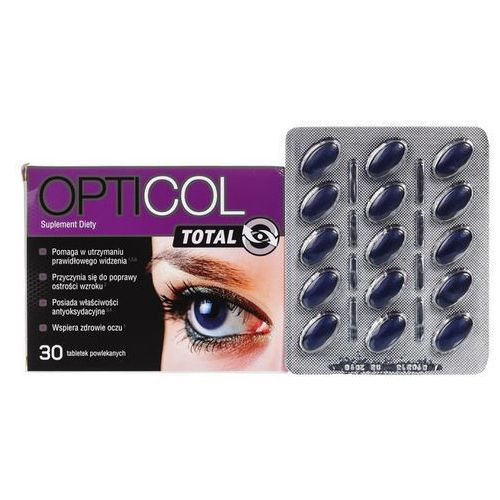 Opticol Total 30 tabl. (tabletki)