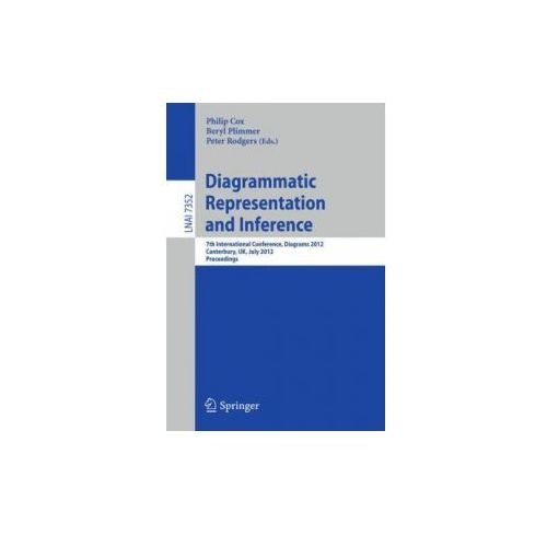 Diagrammatic Representation and Inference (9783642312229)
