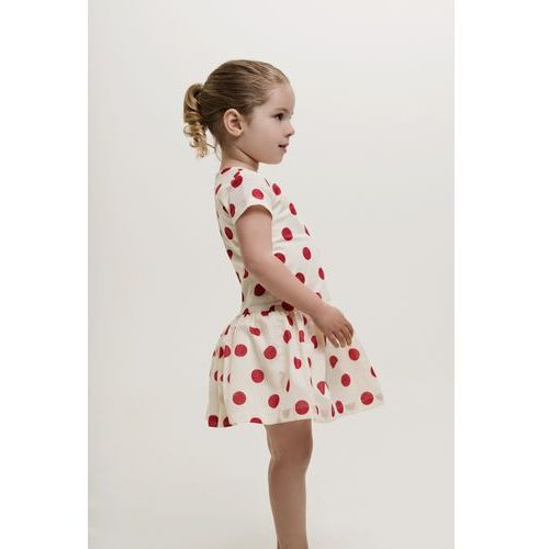 LIVLY Sukienka Sandy w grochy (sukienka dziecięca)