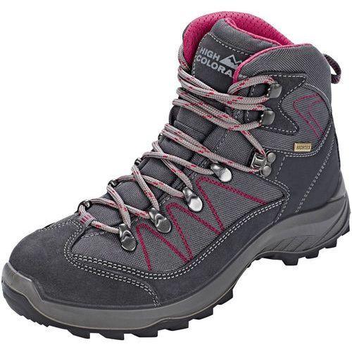 High colorado ultra hike mid high tex buty kobiety, anthracite/berry eu 36 2019 trapery turystyczne (4050682268669)