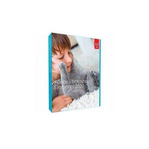 Adobe Photoshop Elements 2020/Wersja PL/Szybka wysyłka/F-VAT 23% (5051254651123)