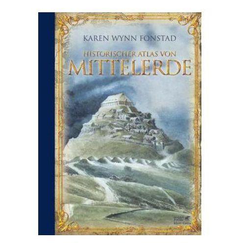 Historischer Atlas von Mittelerde (9783608960433)