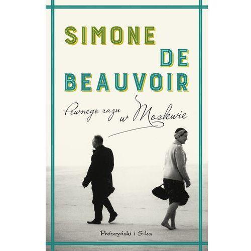 Pewnego razu w Moskwie - Beauvoir Simone, oprawa twarda