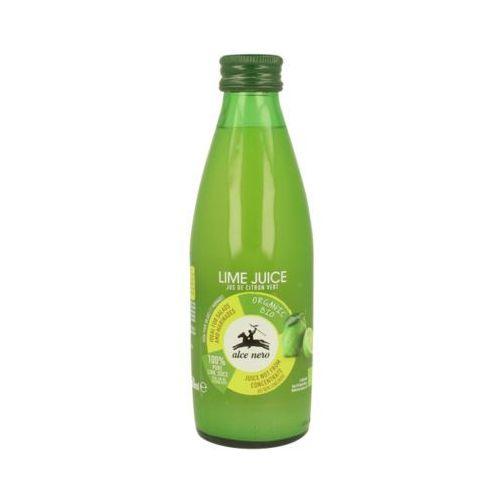 ALCE NERO 250ml Sok z limonki Bio