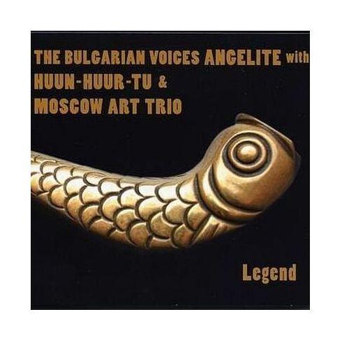 The bulgarian voices angelite, huun huur tu, moscow art trio - legend marki Jaro