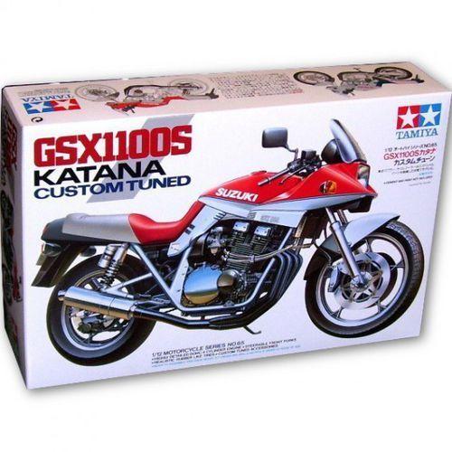 Suzuki GSX 1100 S Katana Custom, JPTMYM0CN019403 (6673325)