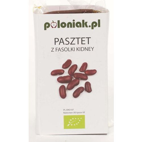 Poloniak dystrybutor: bio planet s.a., wilkowa wieś 7, 05-084 leszno k Pasztet wegański z fasolki kidney bio 160 g - poloniak (5902020922582)