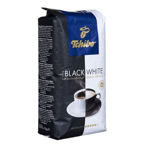 Kawa ziarnista TCHIBO Black & White 1kg, 3605