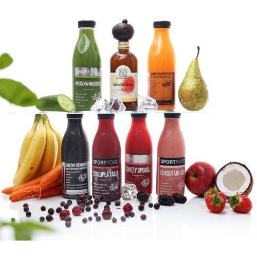 Detoks dla mężczyzn / soki coldpress / dostawa w 24h / detoks sokowy / dieta sokowa marki Sportfood