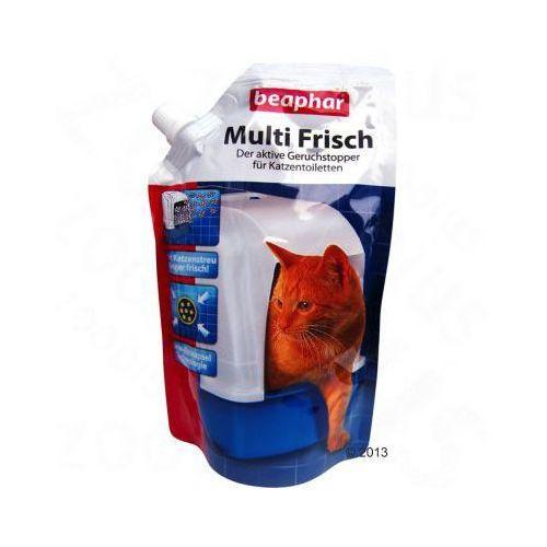 Beaphar Multi-Frisch do toalety dla kota - 400 g - oferta [45b1d640434f6243]