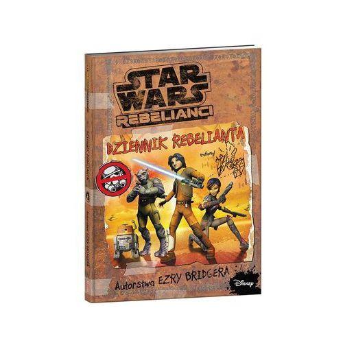 KSIĄŻKA LEGO® Star Wars™ REBELIANCI™. Dziennik Rebelianta