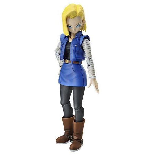 Figurka DRAGON BALL Android C18 (Dragon Ball Z) + DARMOWY TRANSPORT! (4549660156390)