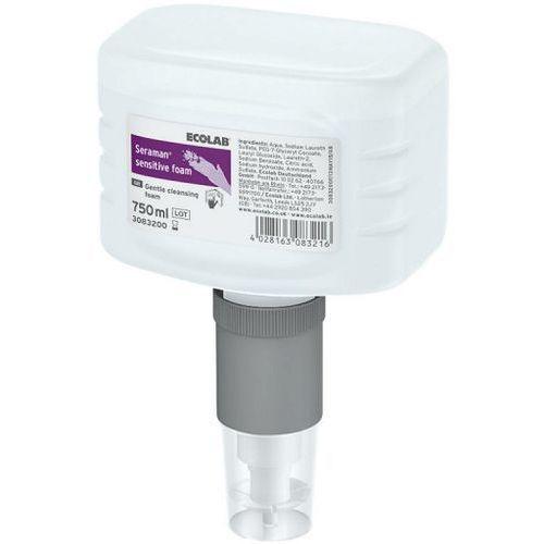 Płyn do mycia rąk seraman® sensitive foam 0,75 litra marki Ecolab