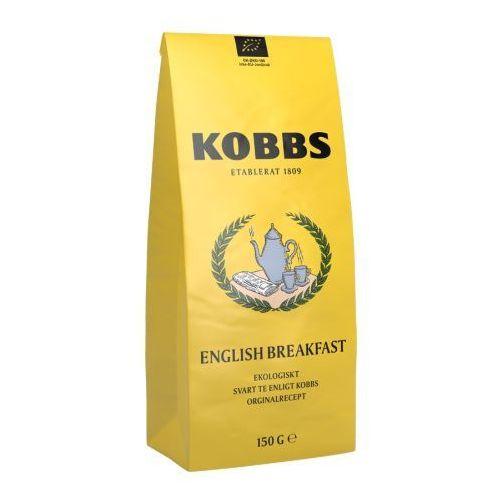 Kobbs - english breakfast - eko - herbata sypana - 150g
