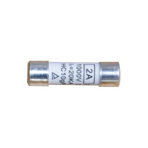 Wkładka topikowa cylindryczna 10x38 16A gPV 900V DC