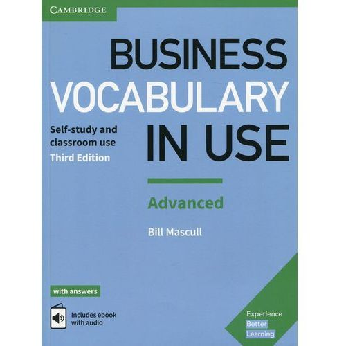 Business Vocabulary in Use Advanced (176 str.)