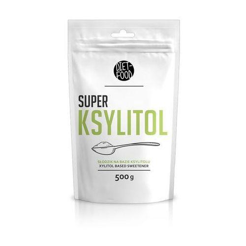 Super Ksylitol 500g DIET-FOOD, PEKO-1275