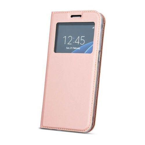 Pokrowiec smart look do lg k8 2017 różowy box marki Telforceone