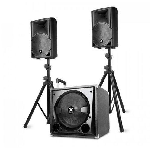 Vx800bt 2.1 zestaw głośników aktywnych subwoofer głośnik bt usb sd marki Vonyx