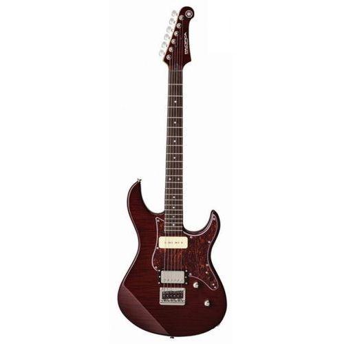 Yamaha Pacifica 611 HFM RTB gitara elektryczna, root beer