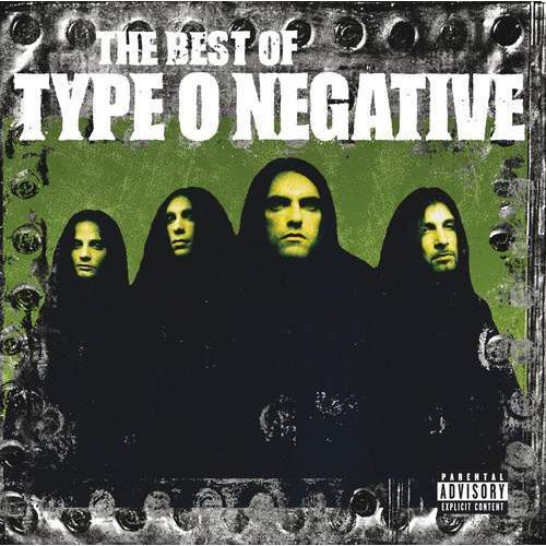 Type O Negative - The Heart Of RR: The Best Of (0016861803629)