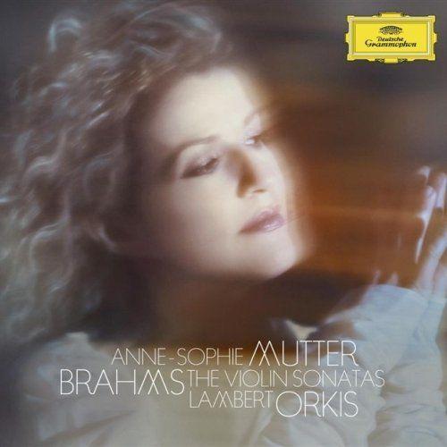 Universal music / deutsche grammophon Brahms: the violin sonatas [p] - lambert orkis, anne-sophie mutter, johannes brahms (płyta cd)