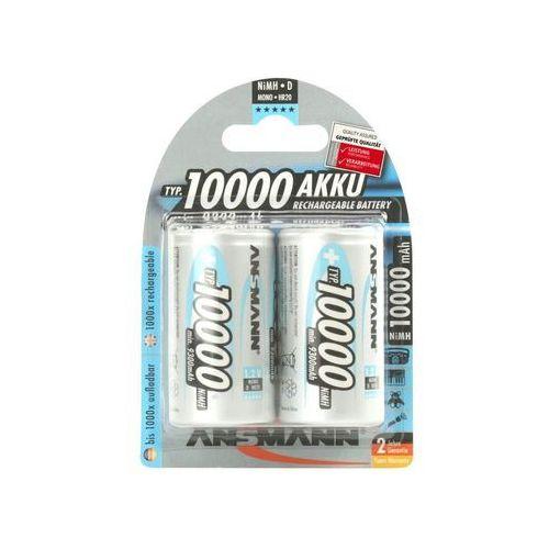 mono 2xd typ 10000 min. 1,2v/9300 mah akumulator marki Ansmann