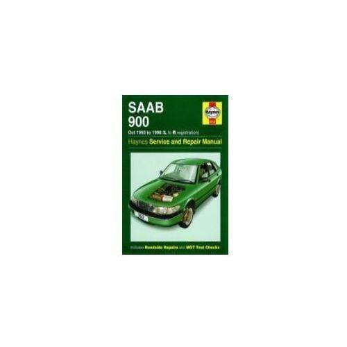 Saab 900 Service And Repair Manual (9780857336248)