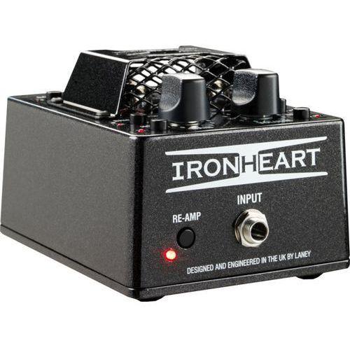 """LANEY IRONHEART IRT-PULSE - Gitarowy Preamp z USB -5% na pierwsze zakupy z kodem """"START""""!"""