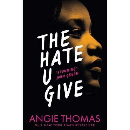 The Hate U Give (9781406372151)