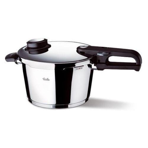 Vitavit Premium - Szybkowar 2,5 l z wkładem do gotowania na parze - 2,50 l, marki Fissler do zakupu w Barokko.pl