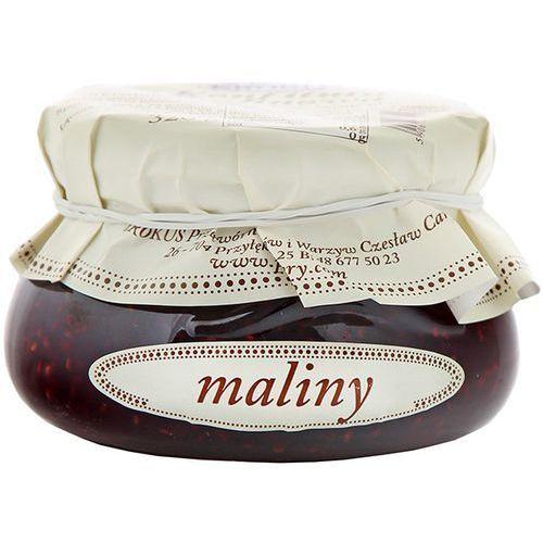 KROKUS 320g Konfitura malinowa tradycyjna receptura (5906732623010)
