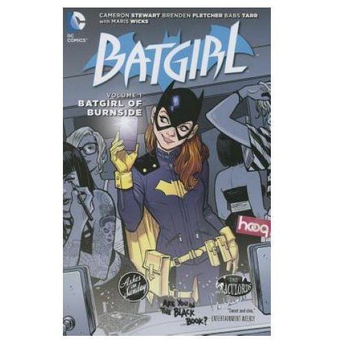 Batgirl Vol. 1 The Batgirl of Burnside (The New 52) (9781401257989)
