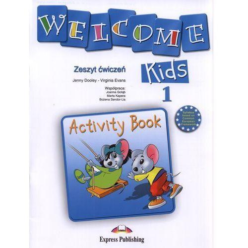 Welcome Kids 1. Zeszyt ćwiczeń (9781846790416)