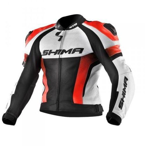 SHIMA STR JACKET RED FLUO Kurtka do kombinezonu STR