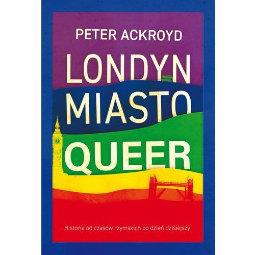 LONDYN MIASTO QUEER (9788381163897)