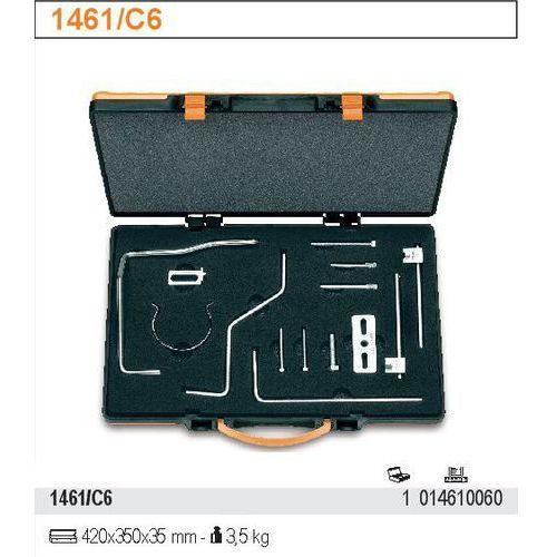 Zestaw narzędzi do blokowania i ustawiania układu rozrządu w silnikach peugeot/citroen, model 1461/c6 od producenta Beta