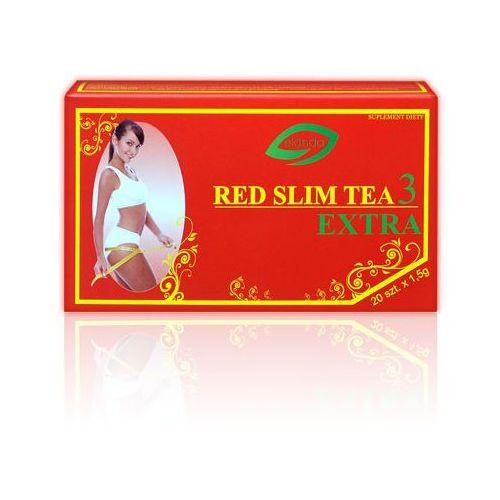 Herbatka Red Slim Tea 3 Extra ELANDA