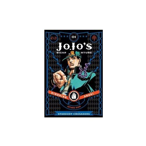Jojo's Bizarre Adventure: Part 3--Stardust Crusaders, Vol. 1, Araki, Hirohiko
