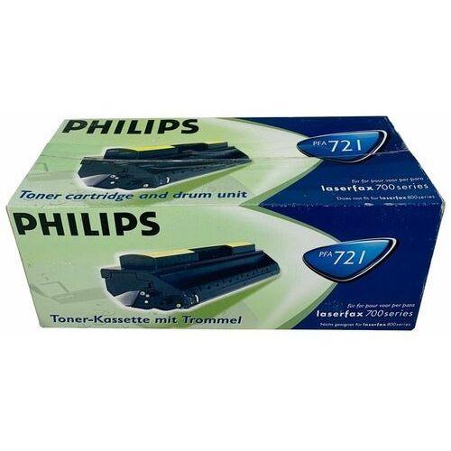 Wyprzedaż oryginał toner do faksu lpf 720 750 755 | 3 000 str. | czarny black marki Philips