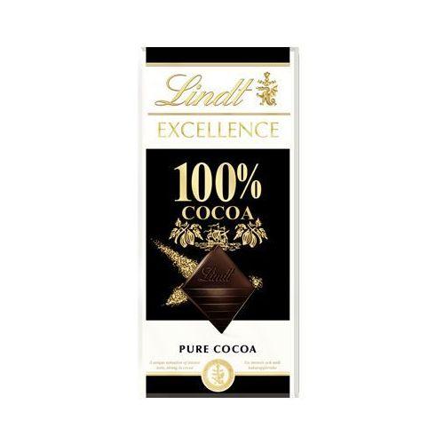 Czekolada Lindt Excellence 100% Cocoa 50g (3046920016377)