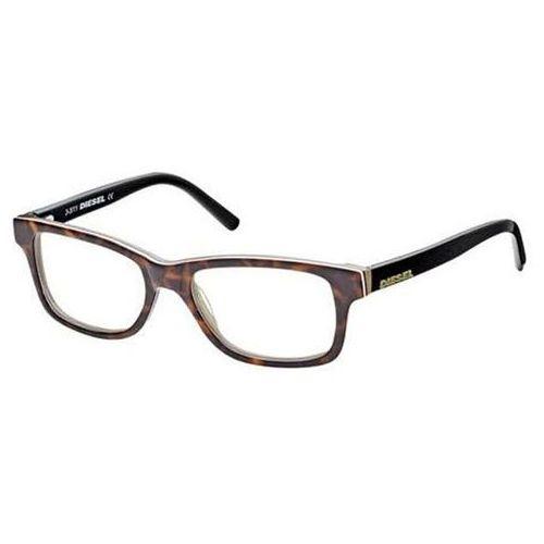 Diesel Okulary korekcyjne dl5001 056