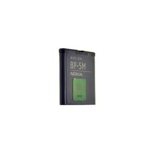 Nokia 5610 XpressMusic / BP-5M 900mAh Li-Ion 3.7V (oryginalny) - produkt z kategorii- Baterie do telefonów