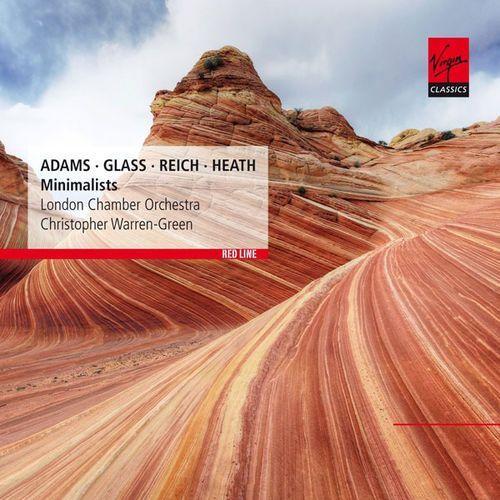 Red Line - Minimalist (Adams, Glass, Reich) (5099973529927)