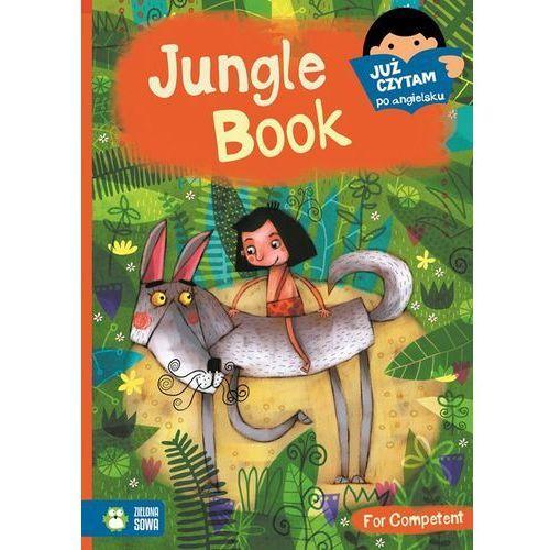 Jungle Book, I Can Read - Opracowanie zbiorowe, Zielona Sowa