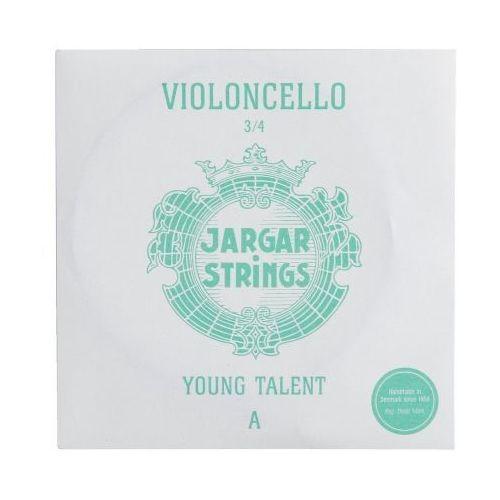 (638938) struna do wiolonczeli - g ′′young talent′′ 3/4 medium marki Jargar