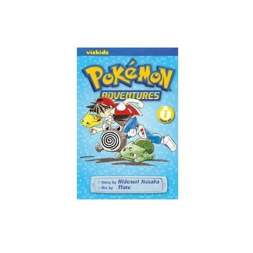 Pokemon Adventures (Red and Blue), Vol. 1, Kusaka, Hidenori