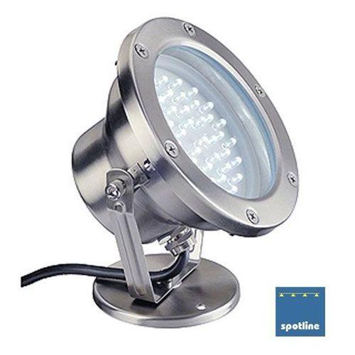 REFLEKTOR NAUTILUS 1X4,6W LED BIAŁY IP67 STAL 229731 - produkt dostępny w SKLEP INTERNETOWY ASAJ
