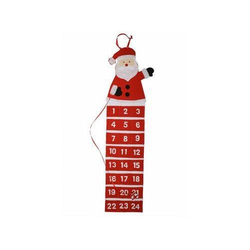 Gam Kalendarz adwentowy z mikołajem